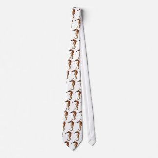 Sandy-Stern-Seepferd-Krawatte Personalisierte Krawatten