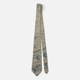 Sandyseashell-Krawatte Individuelle Krawatten