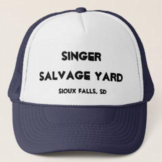Sänger-Wiedergewinnungs-Yard Retrokappe