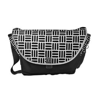 Sangikuzushi japanische Muster-Bote-Tasche Kuriertaschen