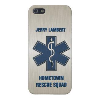 Sanitäter-deluxe Namensschablone iPhone 5 Case