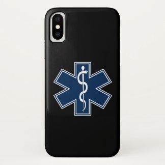 Sanitäter EMT EMS iPhone X Hülle