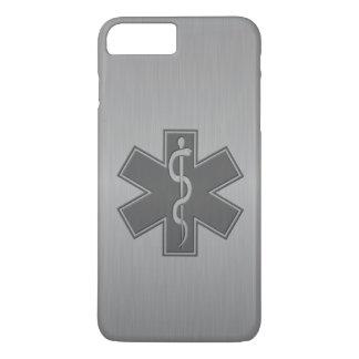Sanitäter EMT EMS modern iPhone 8 Plus/7 Plus Hülle