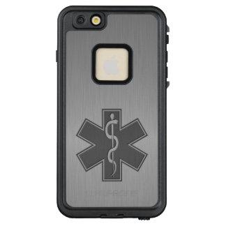 Sanitäter EMT EMS modern LifeProof FRÄ' iPhone 6/6s Plus Hülle