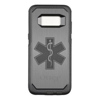 Sanitäter EMT EMS modern OtterBox Commuter Samsung Galaxy S8 Hülle