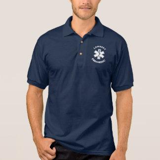 Sanitäter EMT EMS Poloshirt