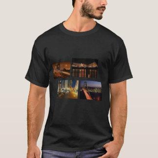 Sankt-cruz-Strand-Promenadesankt-cruz-cascruz,… T-Shirt