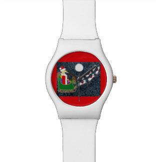 Sankt-Dackel Armbanduhr