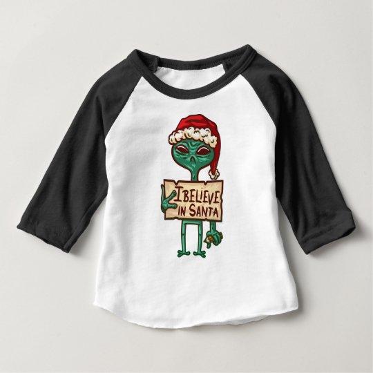 Sankt I glauben - Weihnachtsfeiertag Baby T-shirt