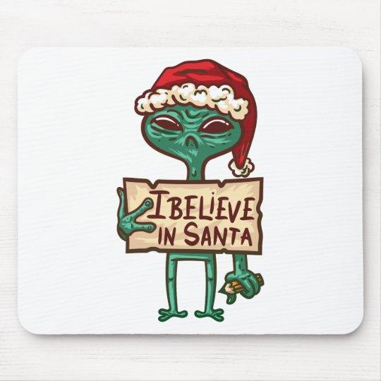 Sankt I glauben - Weihnachtsfeiertag Mauspad