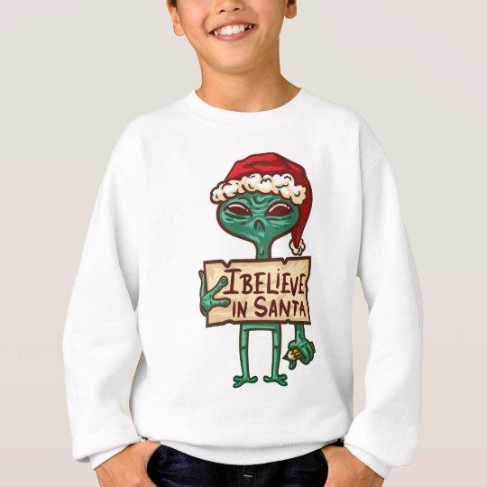 Sankt I glauben - Weihnachtsfeiertag Sweatshirt