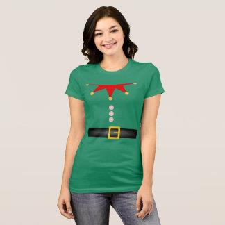 Sankt kleines Helfer-Elf-T-Stück T-Shirt