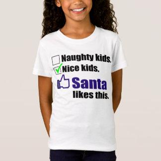 Sankt mag Nizza Kinder T-Shirt
