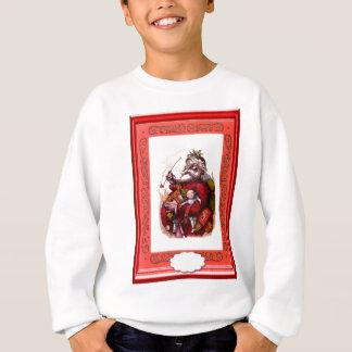 Sankt mit einigen Spielwaren Sweatshirt