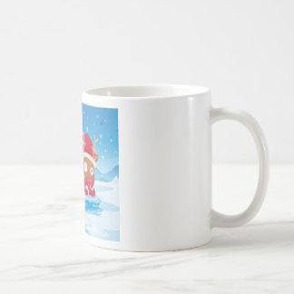 Sankt Ren über dem Eisberg Kaffeetasse