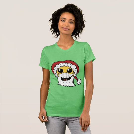 Sankt-Smiley-Shirt T-Shirt