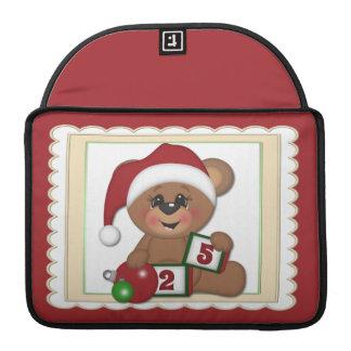 Sankt-Teddybär MacBook Pro Sleeve