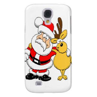 Sankt und Ren Galaxy S4 Hülle