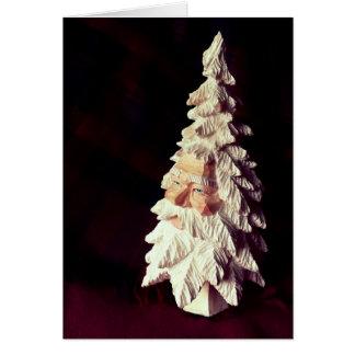 Sankt-Weihnachtskarte jjhelene Karte