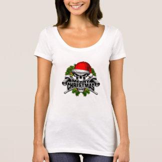 Sanktschädel und -sockel T-Shirt