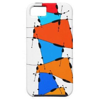 Sanomessia - schmelzende Würfel iPhone 5 Case