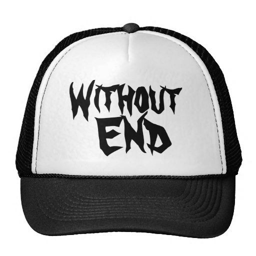 Sans extrémité casquette de camionneur
