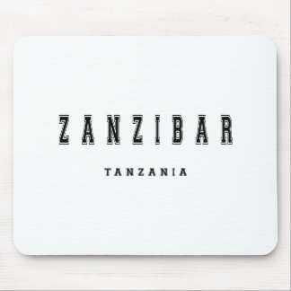 Sansibar Tansania Mauspads