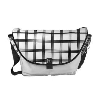 Sansujigoushi japanische Muster-Bote-Tasche Kuriertasche