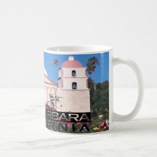 Santa Barbara Kaffeetasse