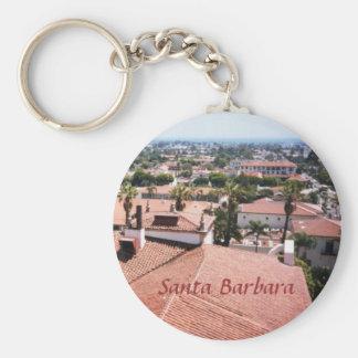 Santa Barbara Keychain Schlüsselanhänger