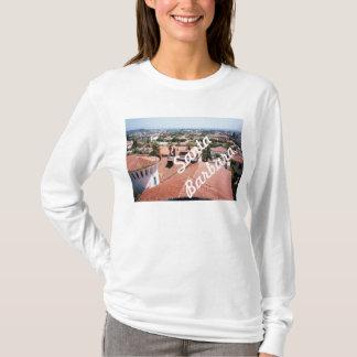 Santa Barbara übersehen Andenken-Shirt T-Shirt