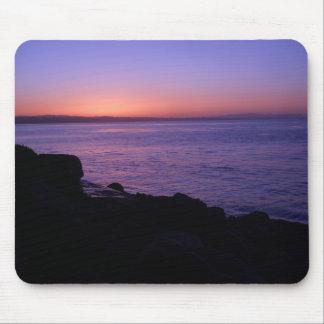 Santa Cruz, CA-Sonnenaufgang Mousepads