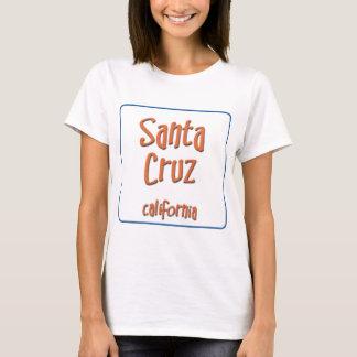 Santa Cruz Kalifornien BlueBox T-Shirt