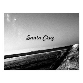 Santa Cruz Postkarte