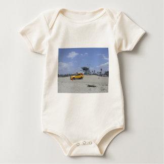 Santa Monica Baby Strampler