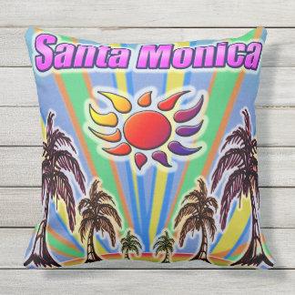 Santa Monica Sommer-Liebe-Kissen Kissen Für Draußen