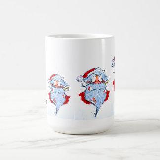 Santa's cup kaffeetasse