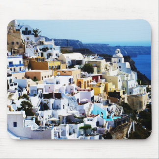 Santorini Insel in Griechenland-FOTO Mauspad