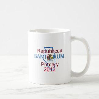 Santorum ILLINOIS Kaffeetasse