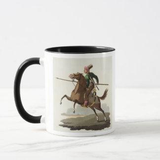 """Saphir, """"von den Kostümen der verschiedenen Tasse"""