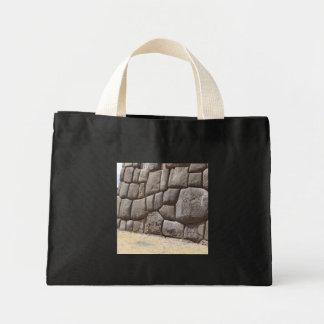 Saqsaywaman kleines Taschen-Schlangen-Piktogramm Mini Stoffbeutel