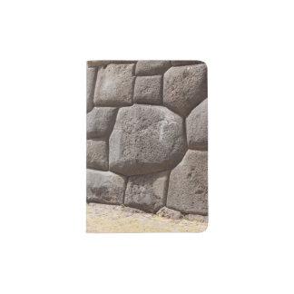 Saqsaywaman Schlangen-Piktogramm Passhülle