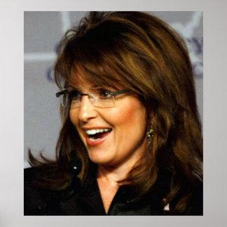 Sarah Palin, der lächelt, um Plakat zu drängen - sarah_palin_der_lachelt_um_plakat_zu_drangen_poster-redd34ae5c14548eabe68b4479f2f413b_as10_8byvr_324
