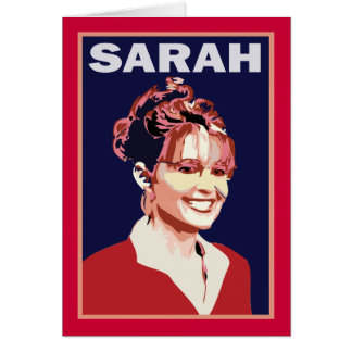 Sarah Palin - Vizepräsident 2008 Karte