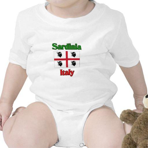 Sardinien Italien Strampelanzüge