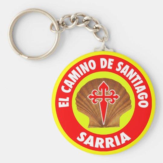 Sarria Schlüsselanhänger
