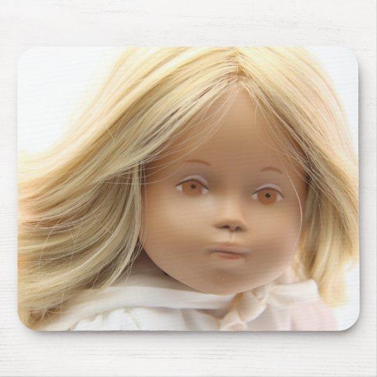 Sasha Doll / Puppe  / Baby Irka Mauspad