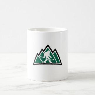 Sasquatch Hockey-Kaffee-Tasse Kaffeetasse