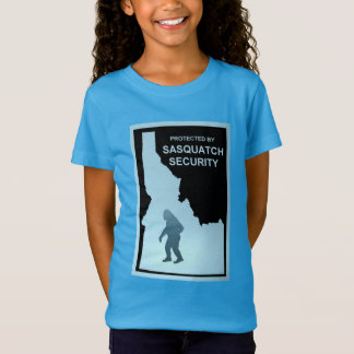 Sasquatch Sicherheit - Idaho T-Shirt