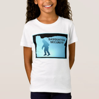 Sasquatch Sicherheit - Oregon T-Shirt